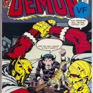 Demon # 15, 8.0 VF