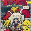 Demon # 15, 4.5 VG +