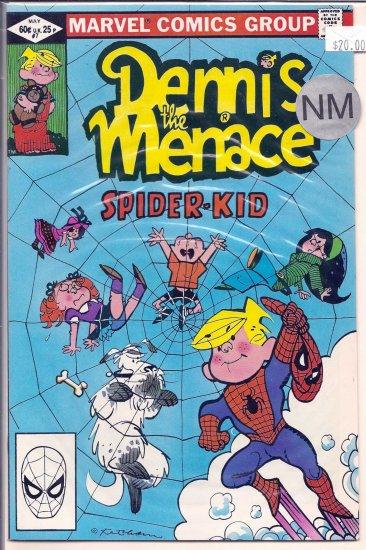 Dennis the Menace # 7, 9.4 NM