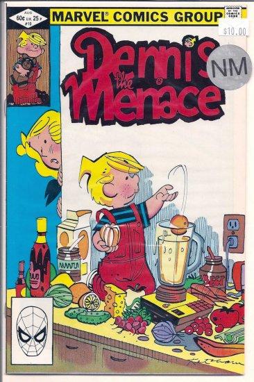 Dennis the Menace # 10, 9.4 NM