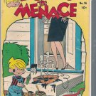 DENNIS THE MENACE # 36, 2.5 GD +
