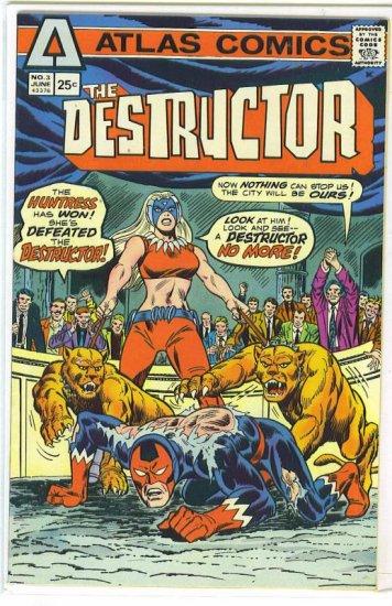 Destructor # 3, 8.0 VF