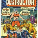 Destructor # 3, 8.0 VF