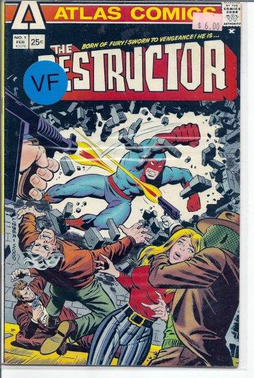 Destructor, The # 1, 8.0 VF