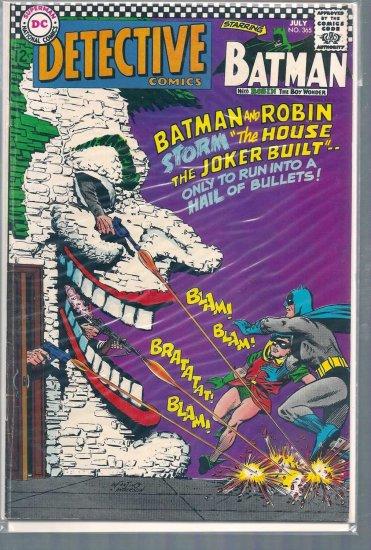Detective Comics # 365, 4.5 VG +