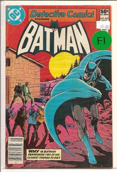 Detective Comics # 502, 6.0 FN