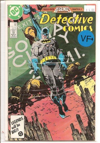 Detective Comics # 568, 8.5 VF +