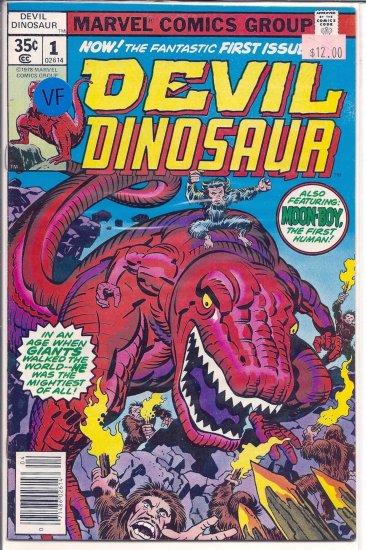 Devil Dinosaur # 1, 8.0 VF