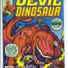 Devil Dinosaur # 1, 4.5 VG +
