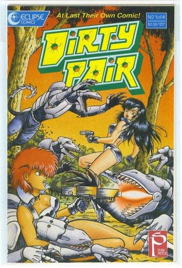 Dirty Pair # 1, 9.2 NM -