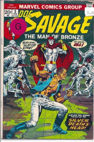 Doc Savage # 3, 2.0 GD
