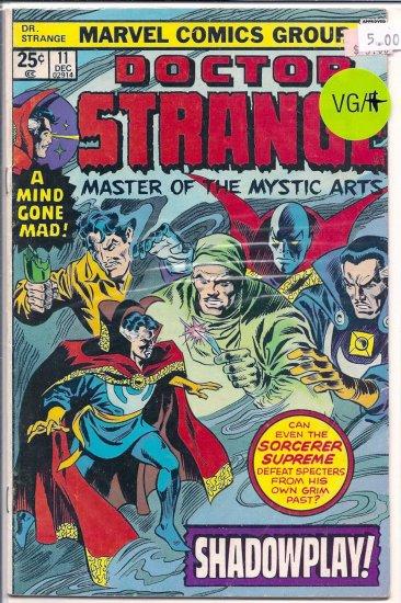 Doctor Strange # 11, 4.5 VG +