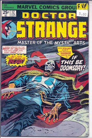 Doctor Strange # 12, 7.0 FN/VF