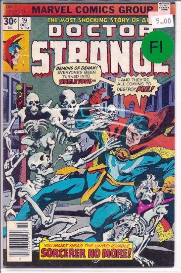Doctor Strange # 19, 6.0 FN