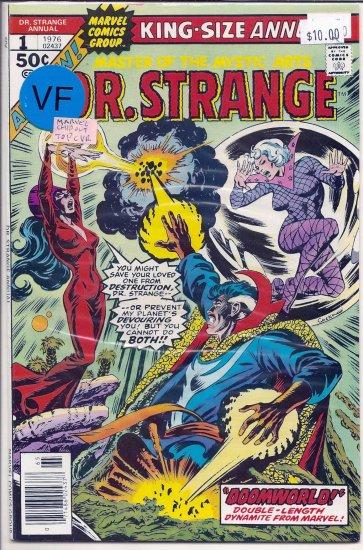 Doctor Strange Annual # 1, 8.0 VF