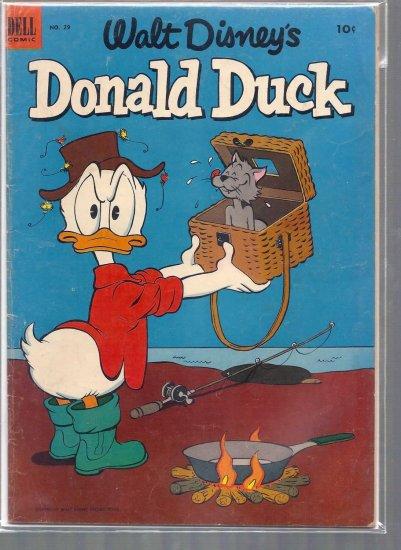 Donald Duck # 29, 4.0 VG