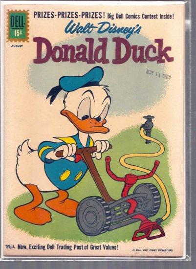 Donald Duck # 78, 6.0 FN