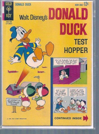Donald Duck # 90, 4.5 VG +