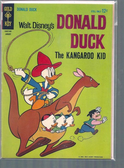 Donald Duck # 92, 4.5 VG +