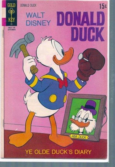 Donald Duck # 139, 4.5 VG +