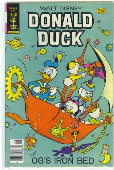 Donald Duck # 198, 5.0 VG/FN