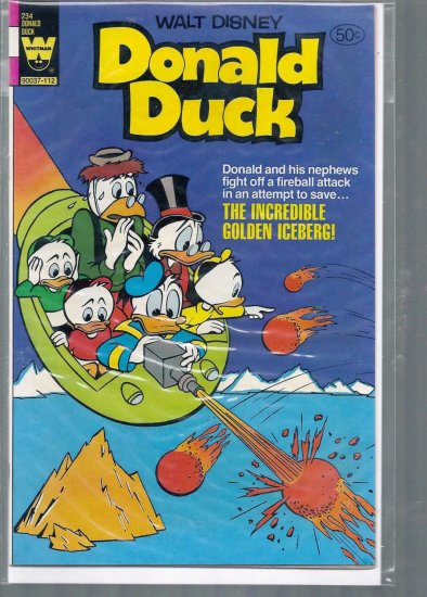 DONALD DUCK # 234, 7.0 FN/VF