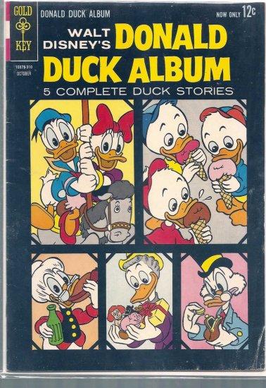 Donald Duck Album # 2, 4.5 VG +