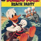 Donald Duck Beach Party # 1, 4.0 VG