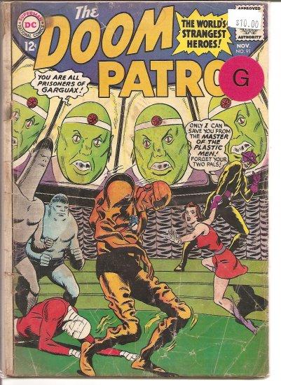 Doom Patrol # 91, 2.0 GD