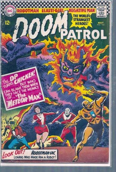 DOOM PATROL # 103, 4.5 VG +