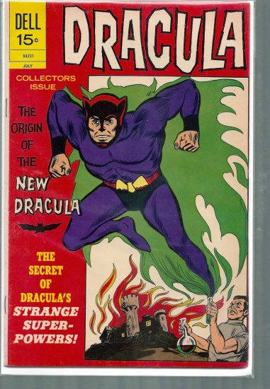 Dracula # 6, 5.0 VG/FN