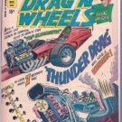 DRAG N WHEELS # 44, 5.0 VG/FN