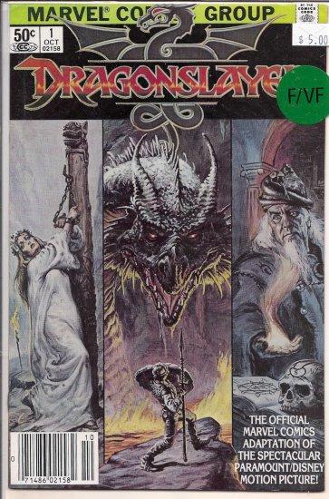 Dragonslayer # 1, 7.0 FN/VF