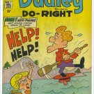 Dudley Do-Right # 1, 4.5 VG +