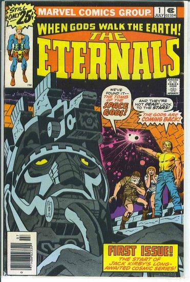 Eternals # 1, 5.5 FN -