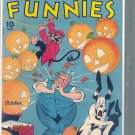 FAMOUS FUNNIES # 135, 4.5 VG +