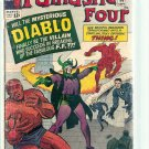 FANTASTIC FOUR # 30, 2.0 GD
