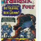 FANTASTIC FOUR # 41, 2.5 GD +