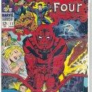 Fantastic Four # 77, 4.0 VG
