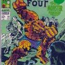 Fantastic Four # 79, 6.0 FN