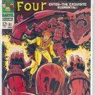 Fantastic Four # 81, 4.0 VG