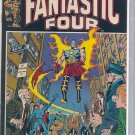 FANTASTIC FOUR # 120, 8.0 VF