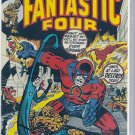 FANTASTIC FOUR # 132, 8.0 VF