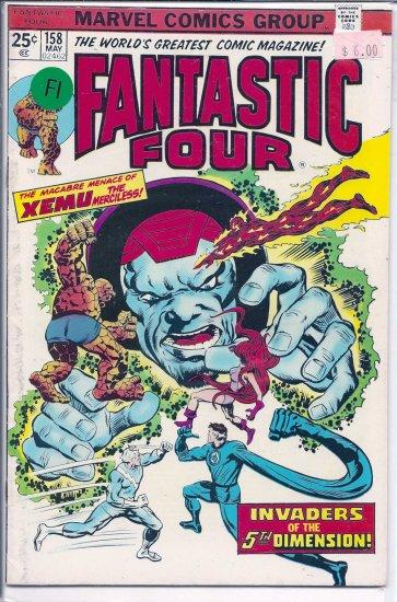 Fantastic Four # 158, 6.0 FN