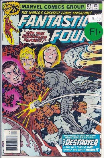 Fantastic Four # 172, 6.5 FN +