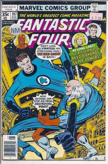 Fantastic Four # 197, 9.2 NM -