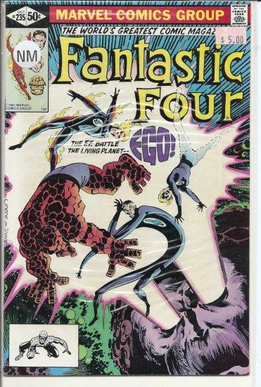 Fantastic Four # 235, 9.4 NM