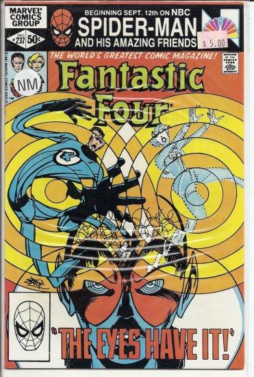 Fantastic Four # 237, 9.4 NM