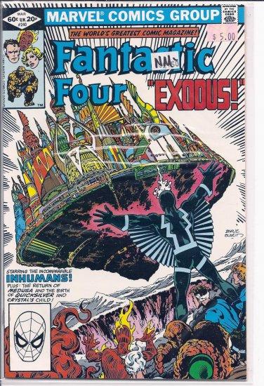 Fantastic Four # 240, 9.2 NM -