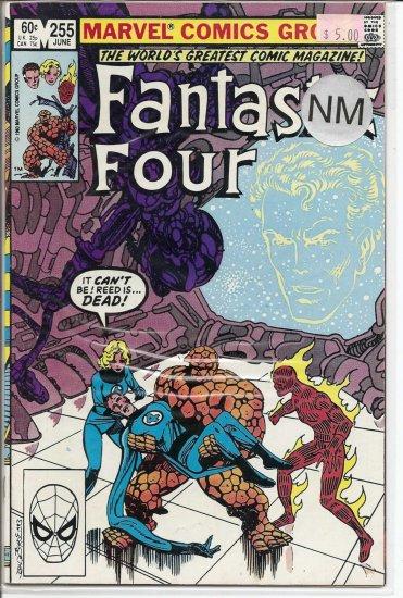 Fantastic Four # 255, 9.4 NM